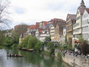 Ciudad de Tubinga