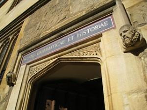 Schola Gramma Oxford